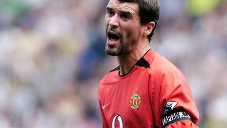 Roy Keane has made the list