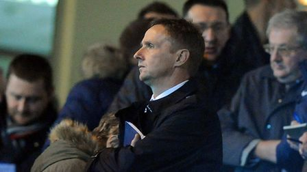 Colchester managerial candidate Kevin Keen, likely to be appointed the new U's boss in the next few