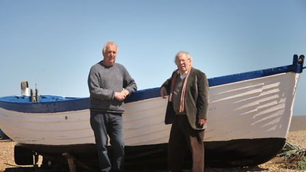 Nicolas Hill, who formed the Fishing Boat Conservation Fund to preserve the unused fishing boats on