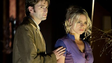 The Doctor can't always keep his compansions safe as Rose (Billie Piper) discovered at the end of Da
