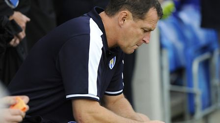 Tony Humes left his role as Colchester boss yesterday