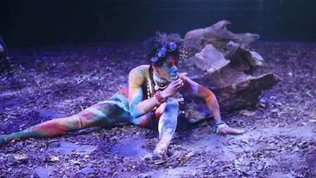 A Midsummer Night's Dream, which is on stage at the Theatre Royal, in Bury St Edmunds, in April