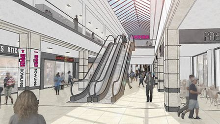 The Buttermarket Centre will become a £35m pleasure palace
