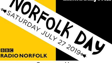 Norfolk Day 2019 takes place on July 27 with events and activities across the county.