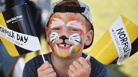 Norfolk Day 2019 takes place on July 27 with events and activities across the county. Picture: Archa