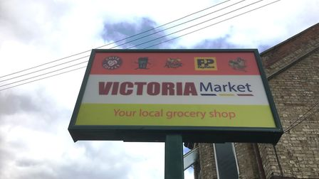 Victoria Market has opened in the former showroom of Conservatories Etc on Victoria Road in Diss. Pi