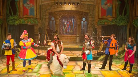 The Sword in The Stone, New Wolsey Theatre