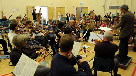 Ipswich Orchestral Society is changing its name to Ipswich Symphony Orchestra. Photo: Phil Morley