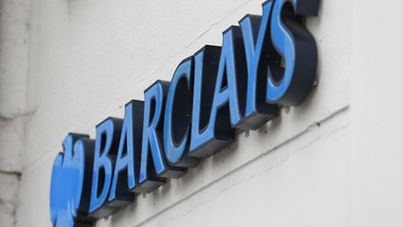 Barclays has been fined �72m by the Financial Conduct Authority. Photo: Jonathan Brady/PA Wire