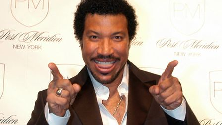 Lionel Richie will be performing in Colchester next summer