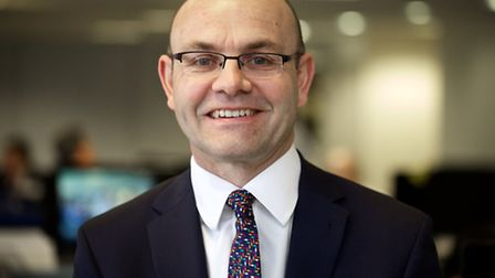 Ian White, managing director at Beckett Financial Services.