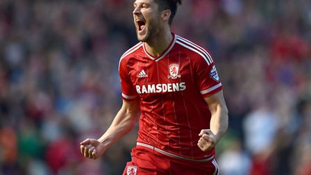 David Nugent has an incredible record against Town