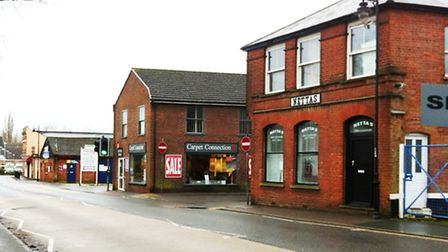 The Hamilton Road area of Sudbury is to be redeveloped and could include a cinema