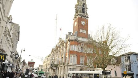Vehicles which do not have clean emissions could be banned from or charged to use Colchester High St