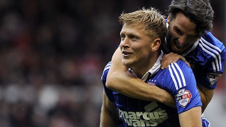 Jonathan Parr has left Ipswich Town to move back to Norway