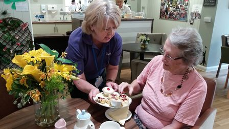 Hartismere Place in Eye is opening its doors to carers at a new monthly support group. Picture: UK C