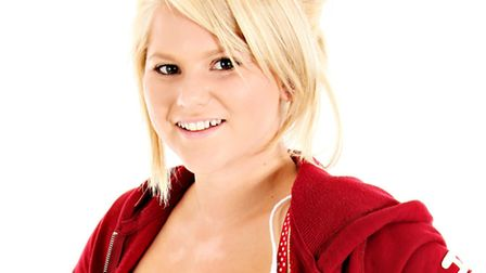 Lily Webster who died suddenly in January 2012 at Mid Suffolk Leisure Centre