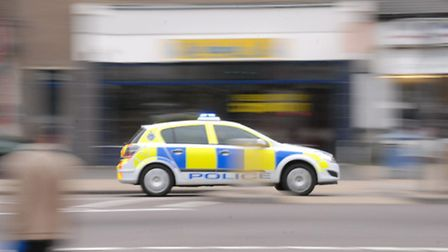 A bomb disposal team from Colchester exploded the WW2 shell in Rayne on Wednesday