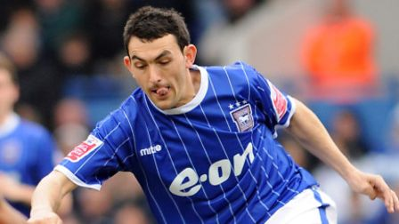 Gary Roberts is back at Portman Road this weekend