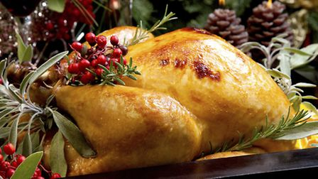 Turn your turkey into dinners for the rest of the week
