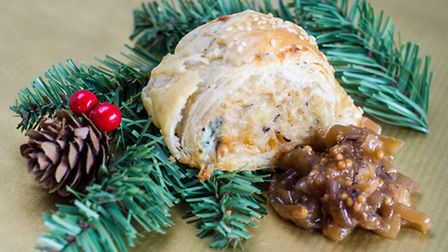 Christmas treats by Charlotte Smith-Jarvis- Southwold sausage rolls
