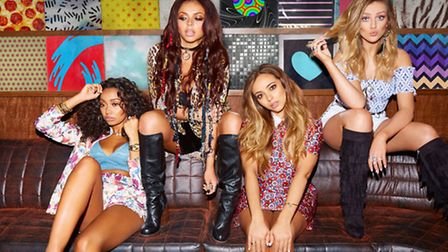 Little Mix play Newmarket Racecourses this August 27. Tickets go on sale Friday.