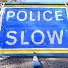 Police are appealing for information to trace the driver of a caravan after an accident involving a