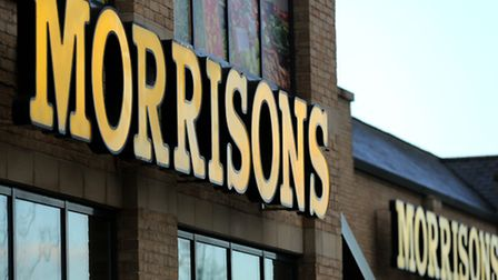 Morrisons stores. Picture: PA