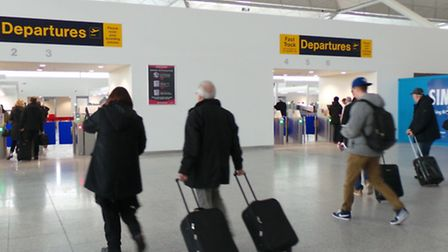 Stansted Airport has enjoyed its busiest year since 2007.