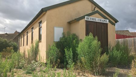 A former Second World War army hut, the former Bethel Chapel in Diss could be demolished as part of