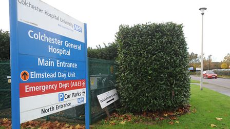 Some procedures may be cancelled at Colchester General Hospital if the junior doctor strike goes ahe