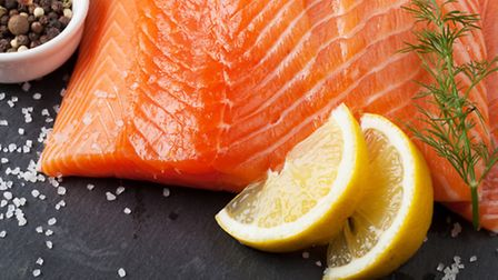 Salmon and lemon could help you to a healthier new year