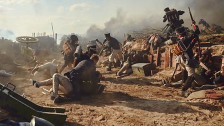 Programme Name: War & Peace - TX: n/a - Episode: War & Peace (No. Ep 5) - Picture Shows: Supportin