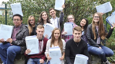 Official GCSE results data was published today