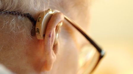 Hearing aids would no longer be provided for those with mild to moderate hearing loss