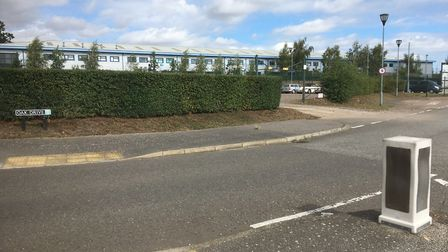 Plans to turn car park in Diss into motorcycle training area saw subjection from the neighbouring bu
