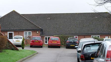 Drummond Court care home in Bury.