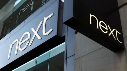 Next today posted a fall in store sales and sharp slowdown in its Next Directory business for the pr