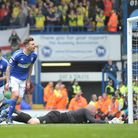 Ipswich Town v Norwich City FC. Sky Bet Championship. Paul Anderson scores for Town taking them to