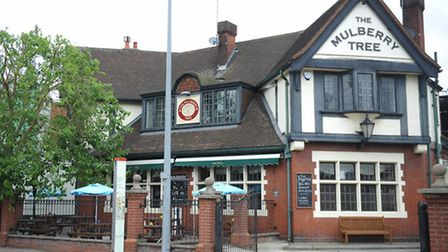 The Mulberry Tree, Ipswich could be in the running for best venue