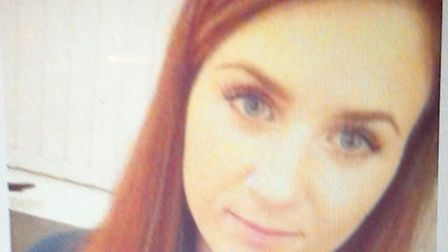 Charlotte Hoey, missing from her home in Luton