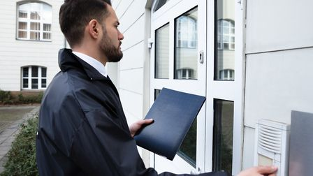Bailiffs, now known officially as enforcement agents, have the right to visit a property to remove a