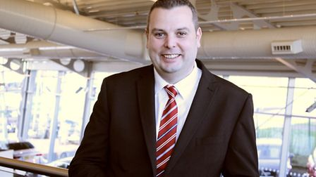 Gordon Down is the new head of business at Bury St Edmunds Audi, part of Marriott Motor Group.