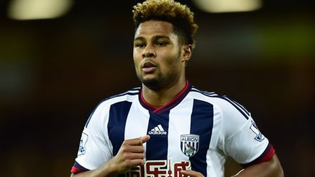 West Bromwich Albion's Serge Gnabry