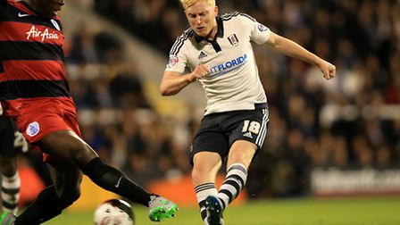 Ben Pringle, pictured in action for Fulham
