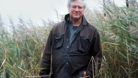 Richard Mabey will be appearing at Diss Corn Hall. Picture: Elizabeth Orcutt
