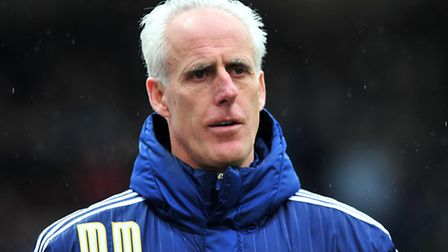 Mick McCarthy, Manager of Ipswich TownBristol City v Ipswich Town