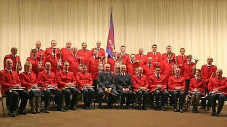 Kettering Citadel Band, many of whom play to an international standard within the Salvation Army, wi