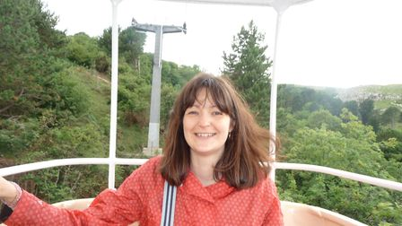 Susan Long, from Diss, who passed away from a brain tumour a couple of weeks before her 31st birthda