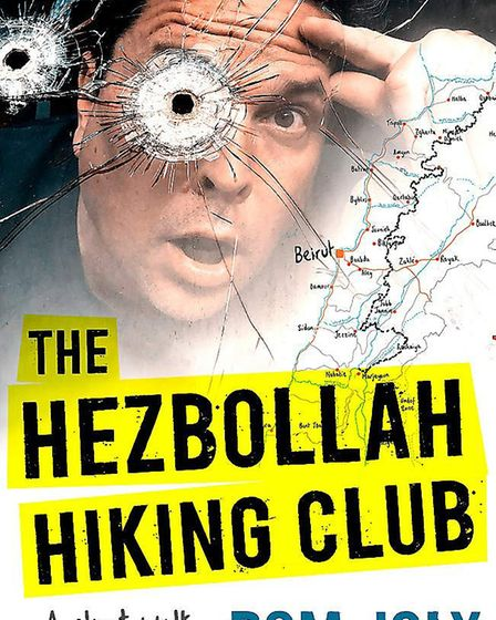 Dom Joly latest book The Hezbollah Hiking Club. Picture: Constable